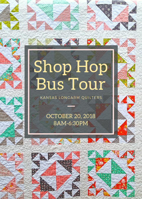 October 2018 Shop Hop